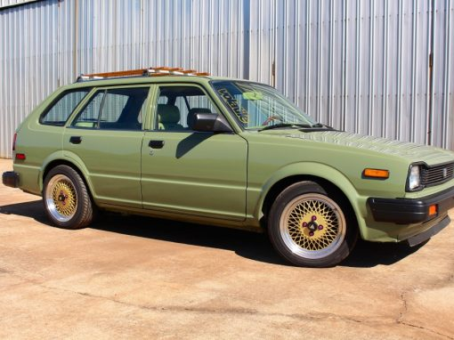 1983 Honda Civic Wagon