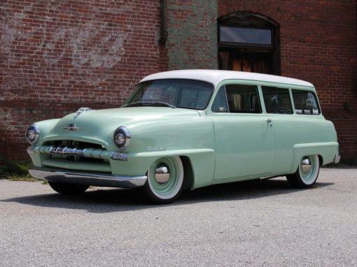 1953 Plymouth Suburban Wagon
