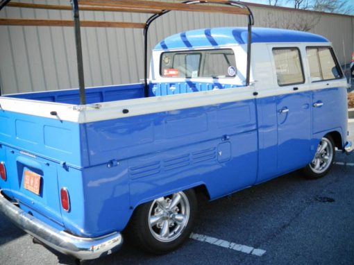 1966 VW Double Cab Pickup