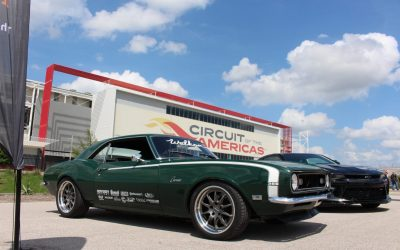 Hot Rod Power Tour Day 4: Austin, TX to No Limits, TX Texas Motor Speedway